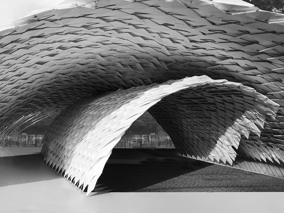 00_Origami Pavillon